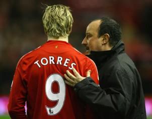 New Chelsea Manager Rafael Benitez